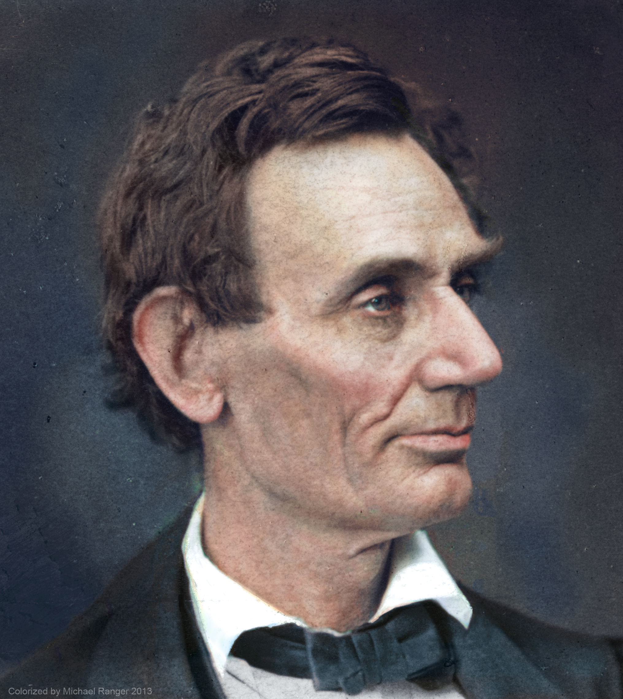 Abraham Lincoln Photos Color | www.imgkid.com - The Image ...